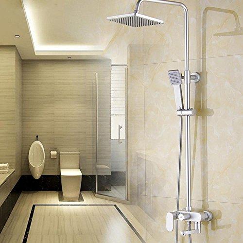 bbslt-set-doccia-booster-piazza-ultra-sottile-con-doccia-regolabile-e-spazio-alluminio-rubinetto-doc