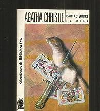 Cartas sobre la mesa par Agatha Christie