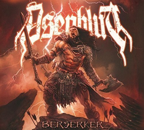 Asenblut: Berserker (Lim.Digipak) (Audio CD)