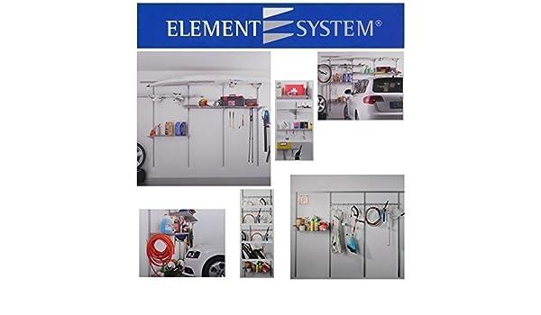 Regalsystem für Garage Modular Plus Basic Kit + Storage Set 1 + ...