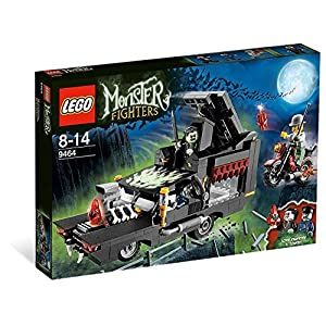 LEGOLegoMonsterFighters-Ilcarrofunebredelvampiro-9464 5702014998490 LEGO