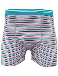 **Great Value** Mens 2pk Dot Stripe Boxer Shorts