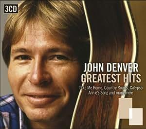 John Denver Greatest Hits Amazon Co Uk Music
