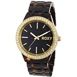 Roxy Ladies Champagne Analogue Watch W228BPATOR with Polycarbonate Strap