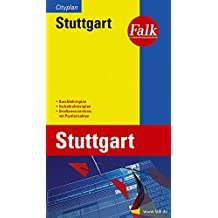 Falk Cityplan Stuttgart
