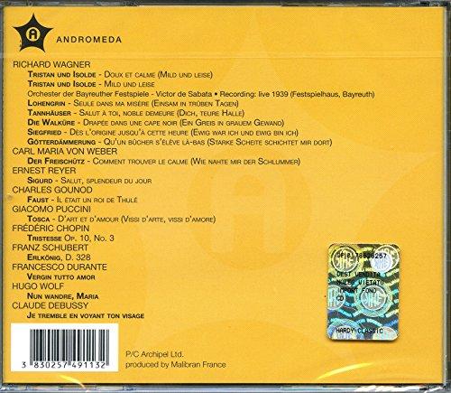 Germaine Lubin, Soprano : Meilleurs Enregistrements
