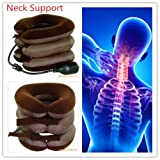 Best Pillow For Neck Pain And Headaches - 2 pcs Relaxing Mobility 3 layers Neck Traction Review