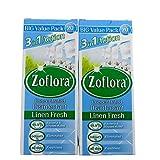 Juego de 2desinfectantes concentrados antibacterianos de lavanda de 500ml, de la marca Zoflora