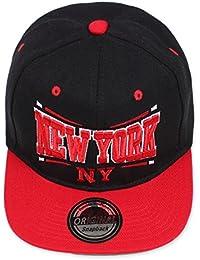 Original Snapback City Square Caps