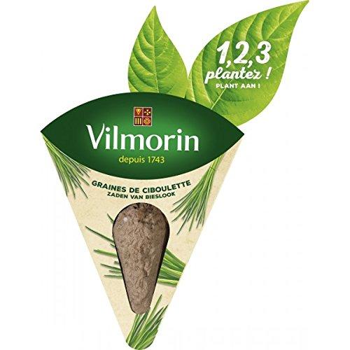 Vilmorin - 1, 2, 3 plantez ! Vilmorin Ciboulette