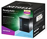 Netgear ReadyNAS 212 RN21200-100INS 2-Bay Diskless Network Attached Storage for Personal Cloud