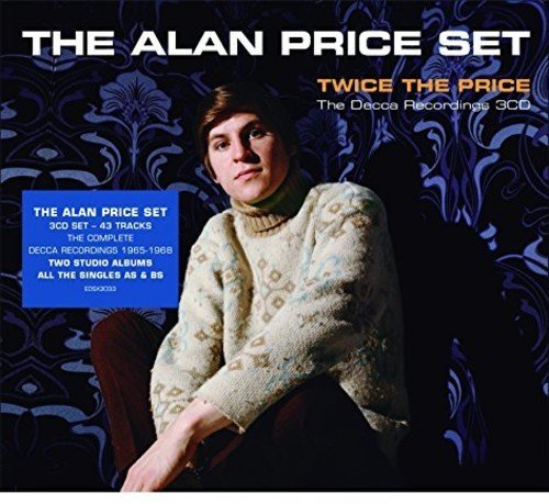 Twice the Price - The Decca Recordings Test