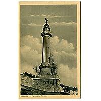 Primi '900 Trieste faro della Vittoria FP B/N Cartolina Postale - Faro Storico Collezione