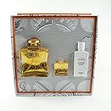 24 Faubourg For Women Gift Set - 1.6 Oz EDP Spray + 1.3 Oz Body Lotion + 0.25 Oz EDP Mini By Hermes