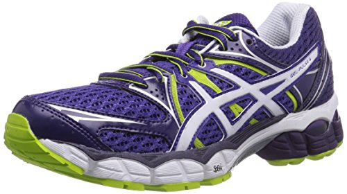 Asics - Gel-Pulse 6, Scarpe Da Corsa da donna, viola(violett (3600-purple/snow/dark purple)), 37.5