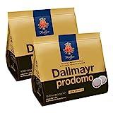 Dallmayr Prodomo Kaffeepads, für alle Pad Maschinen, Röstkaffee, Spezialveredelt, 32 Pads, á 7 g