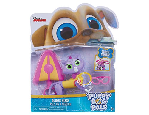 Puppy Dog Pals Light Up Pals - Hissy con Rivestimento