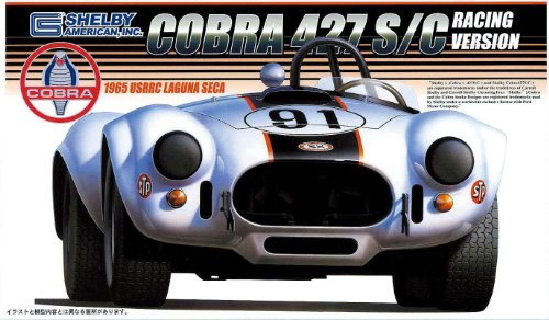 Fujimi - Shelby Cobra 427 S/C for sale  Delivered anywhere in UK