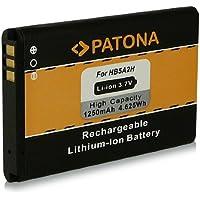 Batería BTR7519 | HB5A2H para Huawei C5730 | C8000 | C8100 | E5805 | EC5808 | HB5A2H | HiQQ | M228 | M750 | M750 | MOT EX300 | PINNACLE 2 M636 | Pulse Mini | T550 | T550+ | T552 | T-Mobile Tap | U1860 | U3100 | U7510 | U7519 | U7519 | U7520 | U8100 | U8110 | U8500 | VERGE M570 y mucho más… [ Li-ion, 1250mAh, 3.7V ]