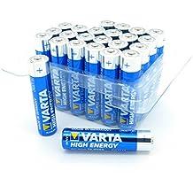 24 Varta High Energy Mikro AAA Batterien Alkaline MN2400 Sonderpack