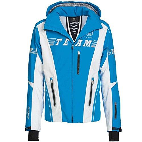 Bogner Herren Skijacke Keano-T Blau - 50 (M/L) (Bogner Herren Ski-jacke)