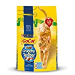 Go-Cat Crunchy and Tender Dry Cat Food Salmon 800g - Case of 4 (3.2kg) 15
