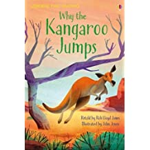 Why the Kangaroo Jumps (First Reading Series 1)