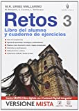 Retos. Con Palabras vivas. Per la Scuola media. Con e-book. Con espansione online: 3