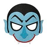 Maschera in feltro per Halloween.