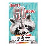 Hallmark Geburtstagskarte zum 60. Geburtstag