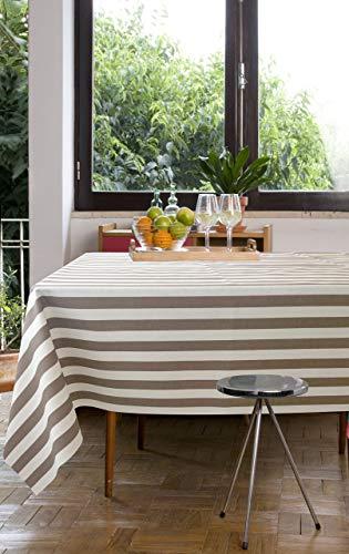 Mantel anti manchas Adriatico 50% algodón 50% poliéster