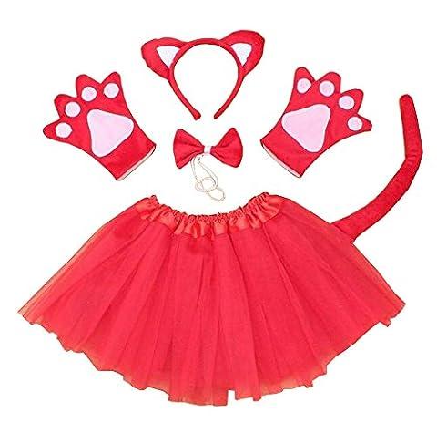 Fox Costume De Danse - Afficher Costume Props Enfant Performance Costume Costume
