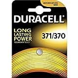 Duracell Horloge Batterij 371/370 SR920SW 280-31 1,55 V, zilveroxide.