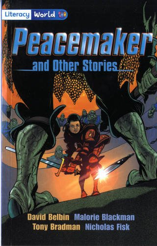 Literacy World Stage 4 Fiction: Peacemaker (6 Pack) (Literacy World New Edition)