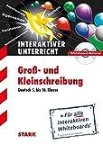 CD-ROM Whiteboard-Anwendung Deutsch Groß- und Kleinschreibung: Für alle interaktiven Whiteboards (auch für PC mit Beamer)