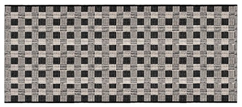 Saral Home Premium Quality Cotton Yoga/Exercise Mat -70x170 cm