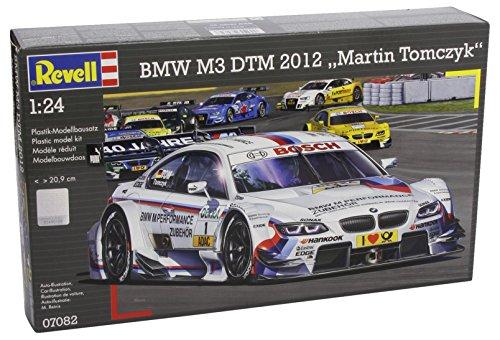 revell-07082-bmw-m3-dtm-2012-martin-tomzcyk-kit-di-modello-in-plastica-scala-124