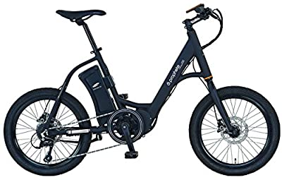 """PROPHETE E-Bike Alu-Kompaktrad 20"""" NAVIGATOR Compact Urban"""