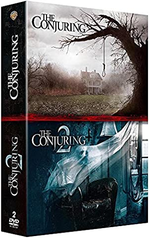 Conjuring : les dossiers Warren + Conjuring 2 : le cas Enfield