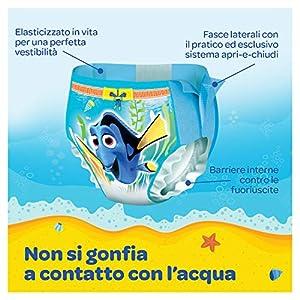 Huggies Little Swimmers Pannolini, Taglia 3-4 (7-15 kg), 1 Pacco da 20 Pezzi