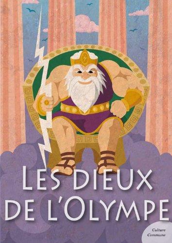 Les dieux de l'Olympe (mythologie jeunesse) par Odile de Montalembert