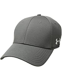 info for 4366d 3e5bf Under Armour Men s Curved Brim Stretch Fit Cap
