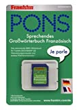Franklin BDF-500843 Pons Großwörterbuch Deutsch/Französisch elektronisches Wörterbuch