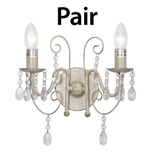 paire-de-double-bras-style-traditionnel-appliques-ornes-finition-main-en-dtresse-blanc-et-dcor-avec-