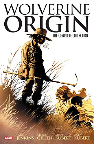 Wolverine: Origin - The Complete Collection (English Edition)