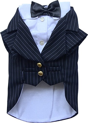 Doggy Dolly Authentic Classic Tuxedo (Italienischen Tuxedo)