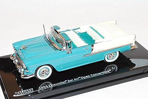 Chevrolet Chevy Bel Air Offen Türkis Grün 1953-1957 1/43 Vitesse