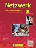 Netzwerk A1 in Teilbänden - Kurs- und Arbeitsbuch, Teil 2 mit 2 Audio-CDs und DVD: Deutsch als Fremdsprache