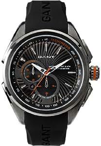 GANT - W105812 - Montre Homme - Quartz Analogique - Bracelet Plastique Noir