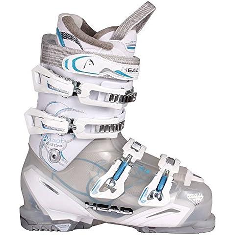 Head adapt edge 90 botas de esquí para mujer Mya HF transparente White 25.0
